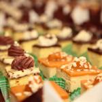 Пирожные и мини-пирожные