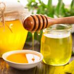 Мёд разнотравье натуральный пчелиный