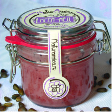 Крем-мёд черника