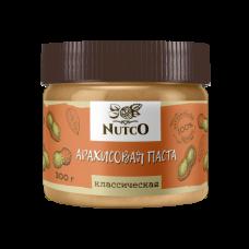 Арахисовая паста NUTCO классическая 300 гр