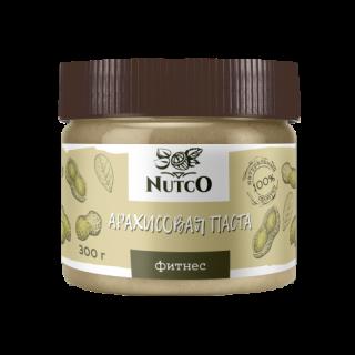 Арахисовая паста NUTCO фитнес 300 гр
