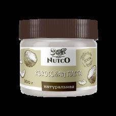 Кокосовая паста NUTCO натуральная 300 гр