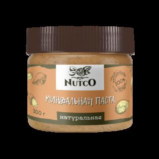 Миндальная паста NUTCO натуральная 300 гр