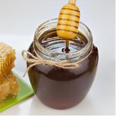 Чернокленовый мёд