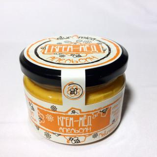 Крем-мёд апельсиновый 250 гр