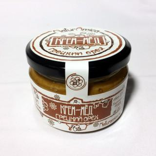 Крем-мёд грецкий орех 250 гр